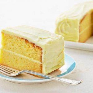 Alpine White Mud Cake