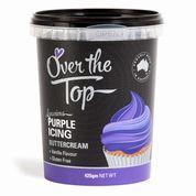 Buttercream Purple 425Gr