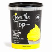 Buttercream Yellow 425G