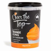 Buttercream Orange 425Gr
