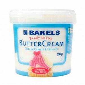 Vanilla Buttercream 2Kg