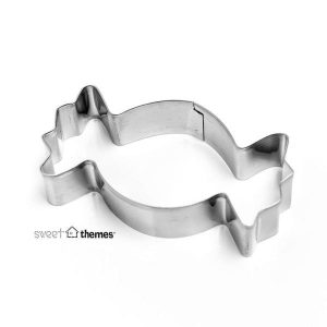 Candy Wrapper Cookie Cutter