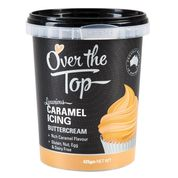 Buttercream Caramel 425Gr