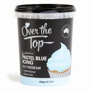 Buttercream Pastel Blue 425G