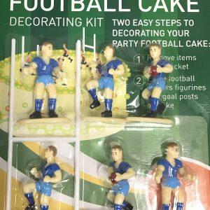 Football Set (Plastic Topper)