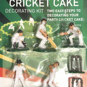 Cricket Set (Plastic Topper)