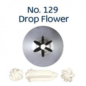 Drop Flower Tip 129